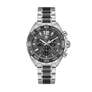 TAG Heuer Gents stainless steel Formula 1 quartz watch
