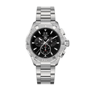 TAG Heuer Gents stainless steel Aqua Racer chronograph, quartz watch