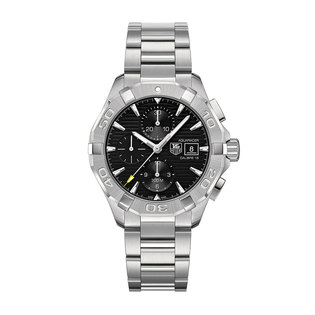 TAG Heuer Gents stainless steel Aqua Racer date automatic watch