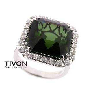 Verde Collection ring