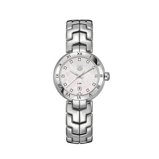 TAG Heuer Ladies stainess steel Link quartz watch
