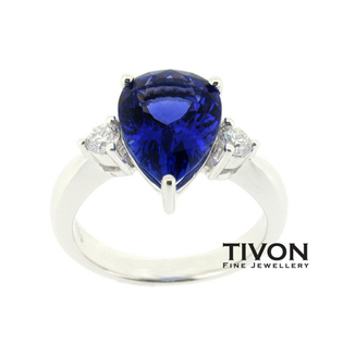 Tanzanite Royale Collection ring