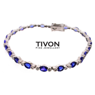 Tanzanite Royale Collection bracelet