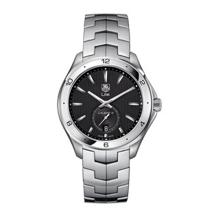 TAG Heuer Gents stainless steel link automatic date watch