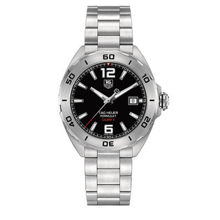 TAG Heuer Gents stainless steel Formula 1 Automatic watch