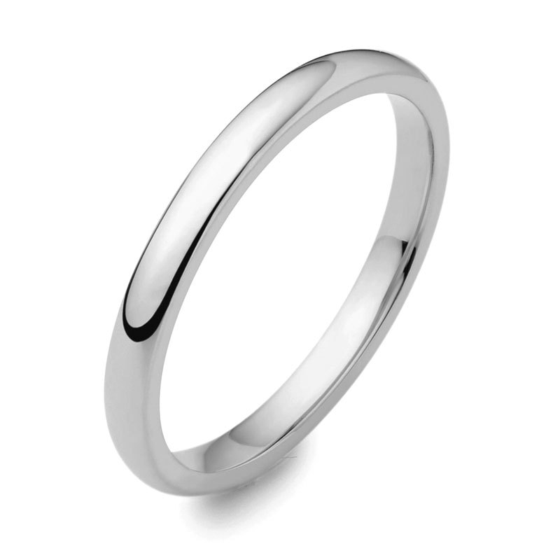 platinum 2mm medium court wedding ring wedding rings