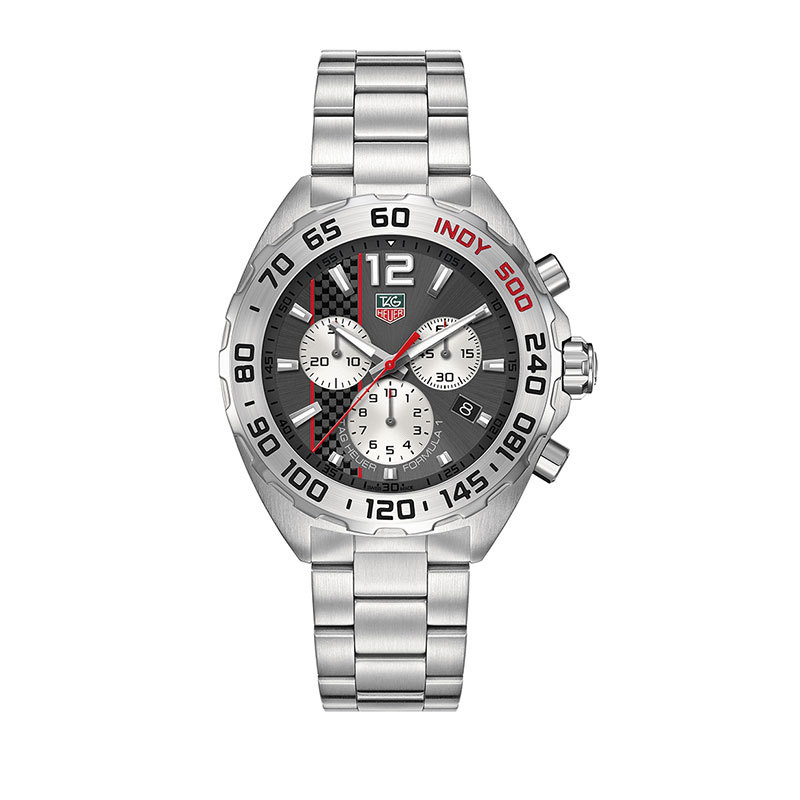 Tag Heuer Gents Stainless Steel Formula 1 Quartz Quot Indy 500