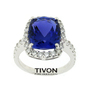 Tanzanite Royal Collection ring