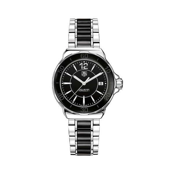 TAG Heuer Ladies stainless steel Formula 1 quartz watch