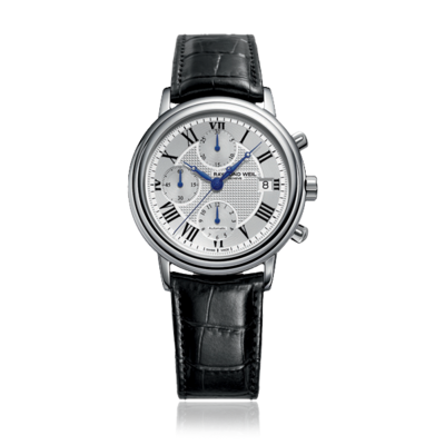 Raymond Weil Gents Maestro Automatic Stainless Steel Watch