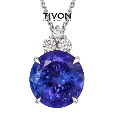 Tanzanite Royale Collection pendant