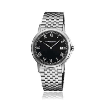 Raymond Weil Gents Tradition Stainless Steel Watch