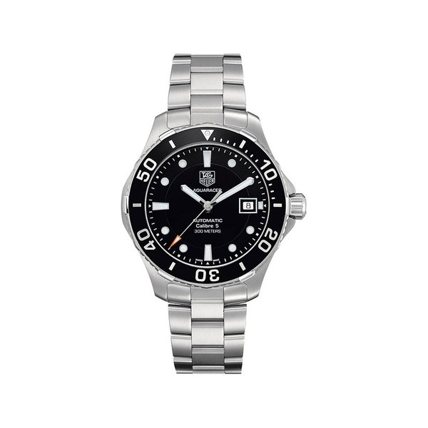 TAG Heuer Gents stainless steel Aqua Racer automatic watch