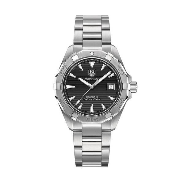 TAG Heuer Gents stainless steel Aqua Racer Automatic date watch
