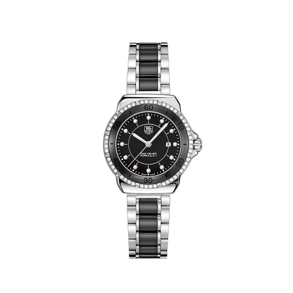 TAG Heuer Ladies Stainless Formula 1, quartz watch