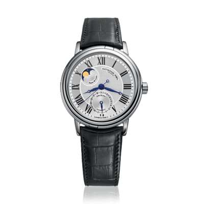 Raymond Weil Gents Maestro Moonphase Stainless Steel Automatic Watch