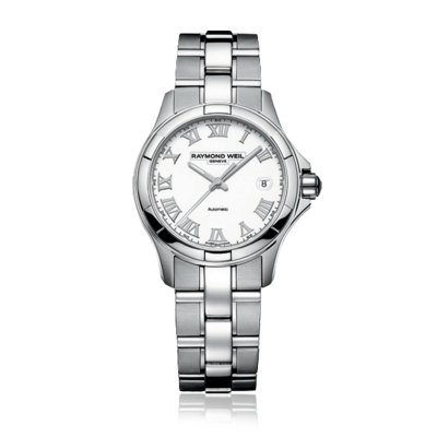 Raymond Weil Gents Parsifal Stainless Steel Quartz Watch